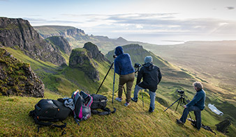 Skye landscape photography