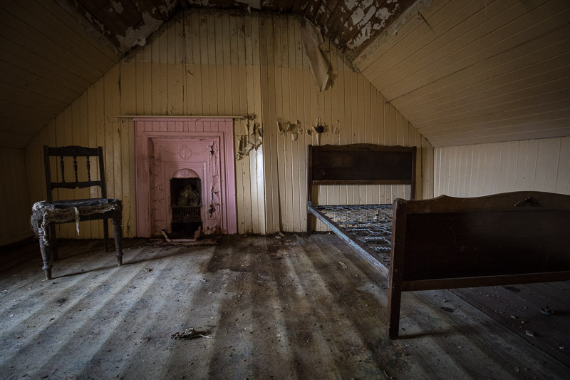 Ghost House Hebrides