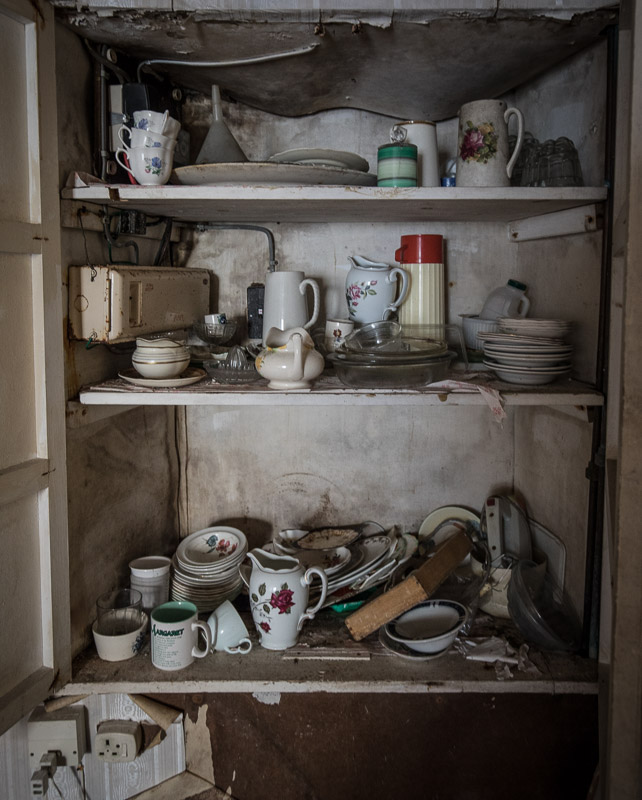 Ghost cupboard