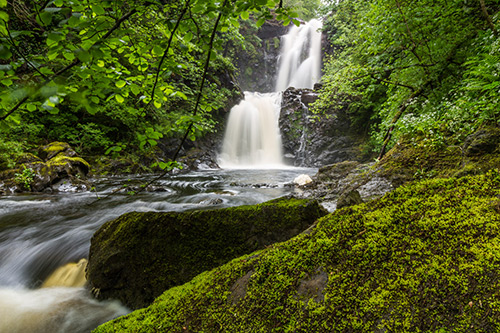 Waterfall Skye Photo workshop